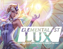 Monthly Event : Elementalist Lux