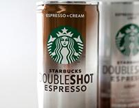 Starbucks Doubleshot Packaging