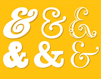 Ampersand And Symbols &