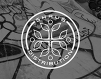 Shrub Distribution Logo Rebrand