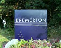 City of Bremerton branding