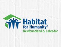 Habitat For Humanity - Recruitment Materials