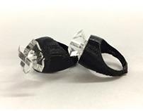 Diamond Tension Rings