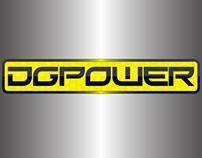 Concept logo for power tool company.