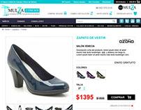 MULZA Online Shopping