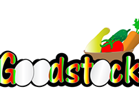 Concept Logo Goodstock