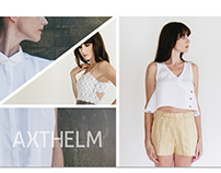Axthelm / Showroom Handout / Magazine Ad