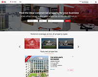 JLL UX Redesign