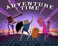 Adventure Time Ident (CN London)