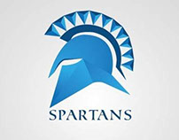 Spartans Team Logo