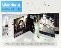 WonderuS Horizontal Portfolio