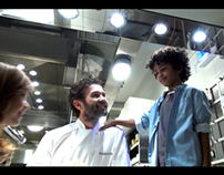 Backstage DIADORA Heritage Kids ft Carlo Cracco F/W '14