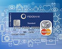 Fidobank • Landing page