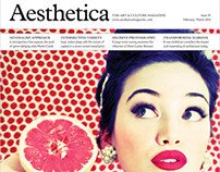 Aesthetica Issue 57:  February – March 2014
