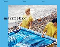 Marimekko Autumn 2013 campaign