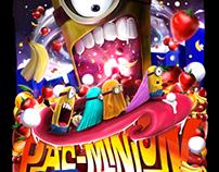 Pac-Minion Poster
