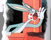T-shirts FRAMES Looney Tunes& T&J