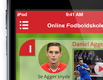 DBU's Fodboldskole (iPod application)