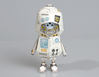 [ ROBOT ] Paper toy of Boogiehood