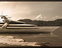 Oceanco Yacht 90M