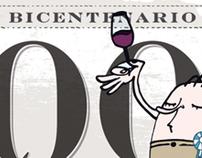 La bodegas en el Bicentenario