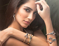 Jessica Kahawaty for Roberto Coin Collection 2014