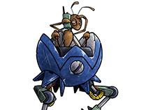 "MECH-ANTS: ""Blueberry"""