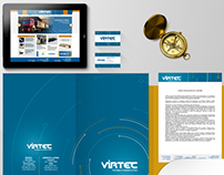 Identidade Visual Virtec