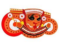 Oruma Travels - Illustrations for a Website