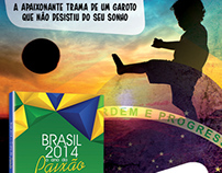 Livro Brasil 2014 - Propaganda