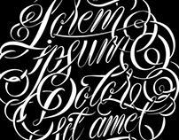 Lorem Ipsum Pillows