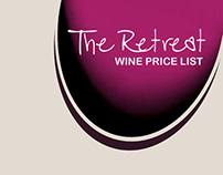 The Retreat Wine List