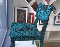 Custom Oppa Chair  - Customização Cadeira Oppa
