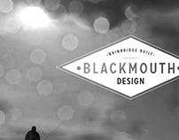 branding for Blackmouth design/build