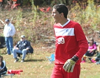 MAC Men's Soccer vs. Medaille| 10/12/13 (Photo)