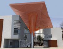 Concurso para la Biblioteca pública en Corea del Sur