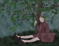 El encanto misterioso del Bosque
