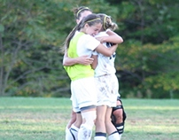 MAC Women's Soccer vs. Medaille| 10/12/13 (Photo)