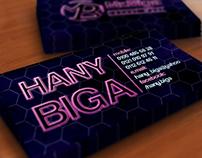 HANY BIGA - Personal Card