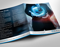 Brochure for an IT Company