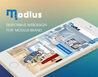 Modlus - Webdesign UI/UX