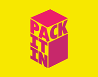 Pack It In - Student Charity Awareness Campaign
