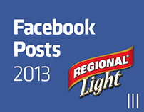 REGIONAL LIGHT - FB Posts 2013 Pt.3