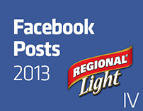 REGIONAL LIGHT - FB Posts 2013 Pt.4
