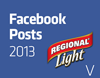 REGIONAL LIGHT - FB Posts 2013 Pt.5