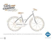 Lançamento Bike Taeq