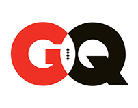 GQ's Football Issue: Logo