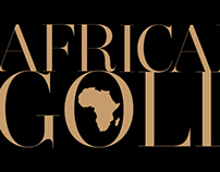 African Gold coffee logo