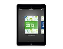 Sodimac App iOS6 iPad