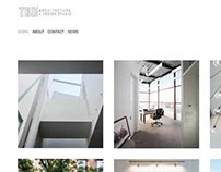 TBD ARCHITECTURE + DESIGN STUDIO // WEB & LOGO DESIGN